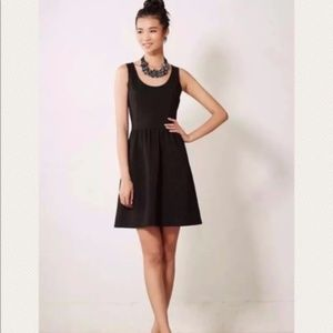 Anthropologie HD in Paris Starry Night Black Dress